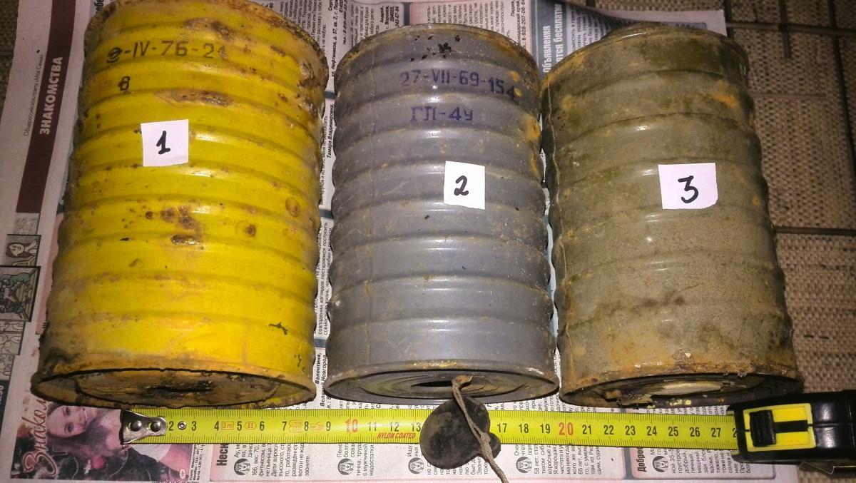Содержание драгметаллов в фильтрах от противогаза