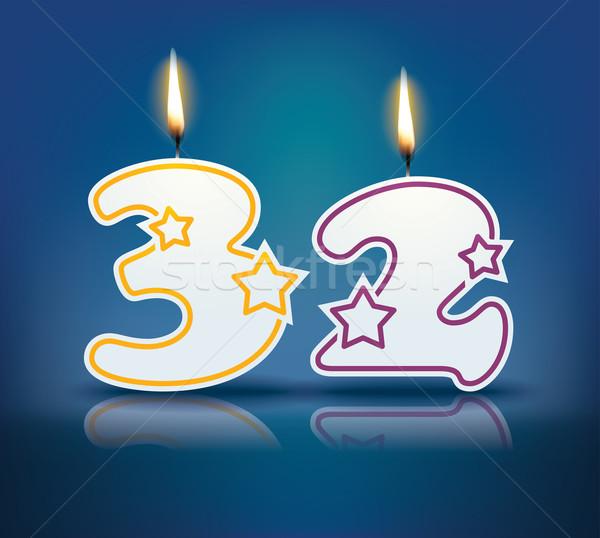 Поздравление с днем рождения с 32 летием